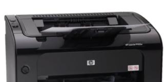 تحميل تعريف HP LaserJet P1102w