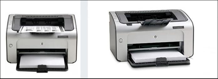طابعة HP LaserJet P1006