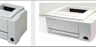 تعريف HP LaserJet 2100