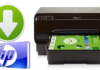 تعريف HP officejet 7110