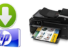 تعريف HP officejet 7500a e910