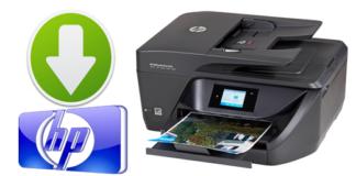 تعريف HP officejet Pro 6960