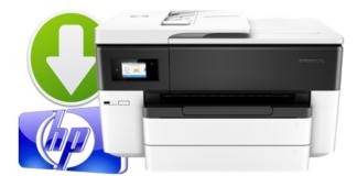 تعريف HP officejet Pro 7740