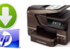 تعريف HP officejet Pro 8600 Plus
