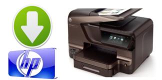 تعريف HP officejet Pro 8600 Plus