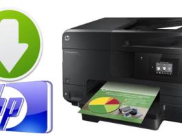 تعريف HP officejet Pro 8610