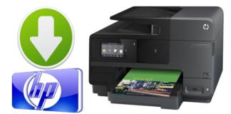 تعريف HP officejet Pro 8620