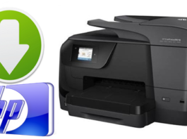 تعريف HP officejet Pro 8710