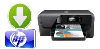 تعريف HP officejet Pro 8715