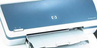 تعريف HP Deskjet 3845