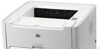 تحميل HP LaserJet 1100