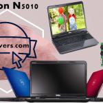 تعريفات Dell Inspiron N5010